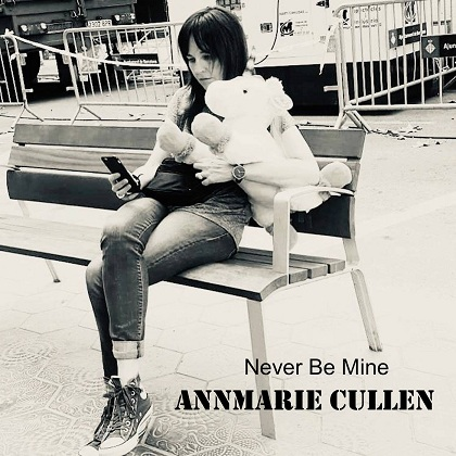 Never Be Mine cover